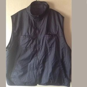 IZOD CLUB sleeveless 2-sided jacket/Sweater Sz 2XL